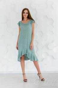 Хлоя - платье (штапель)
